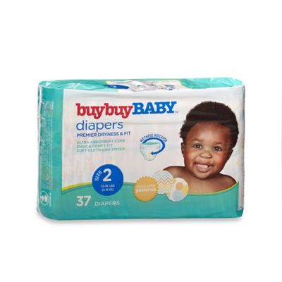 buybuy BABY™ 37-Count Size 2 Jumbo Pack Diapers