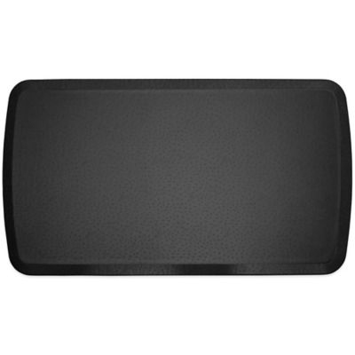 GelPro® Elite 20-Inch x 36-Inch Quill Floor Mat in Black