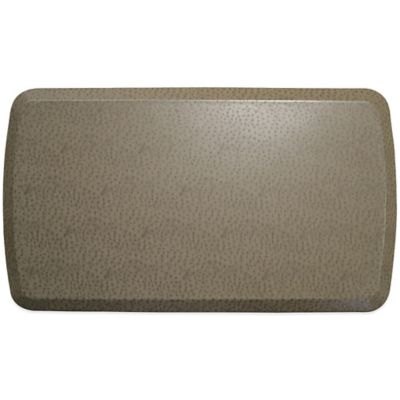 GelPro® Elite 20-Inch x 36-Inch Quill Comfort Floor Mat in Riverbed Grey