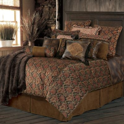 Austin 5-Piece Queen Comforter Set