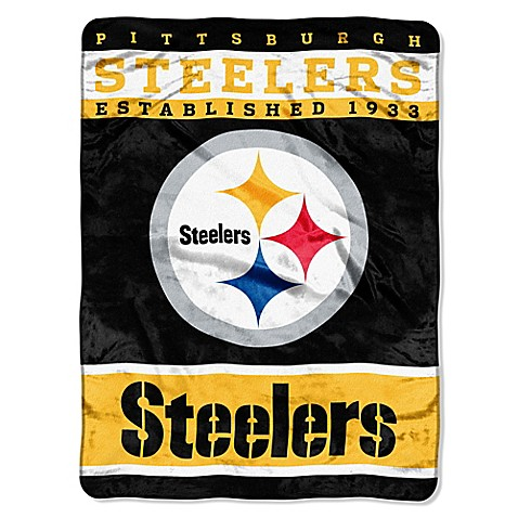 Steelers Blanket Bed Bath And Beyond