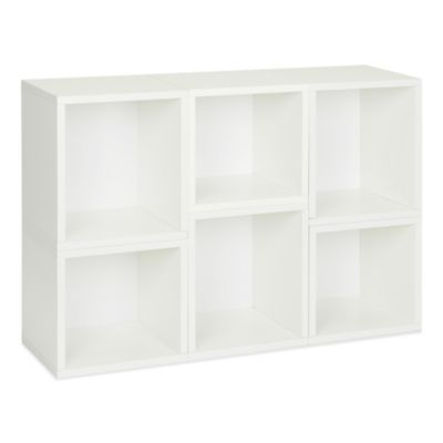 Way Basics Arlington Modular Organizer in White (Set of 3)
