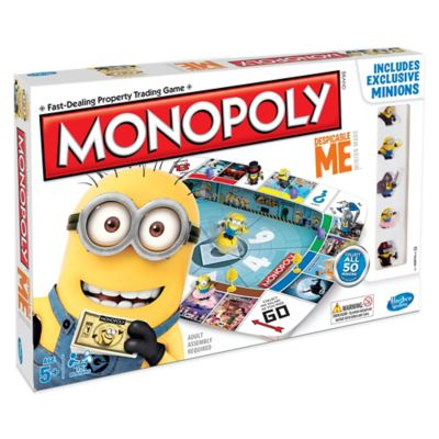 Monopoly® Despicable Me™ 2 Edition