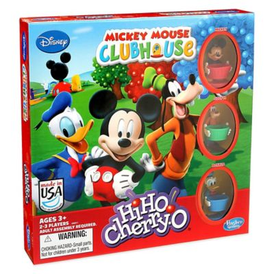 HiHo! Cherry-O Disney® Junior Mickey Mouse Clubhouse Board Game
