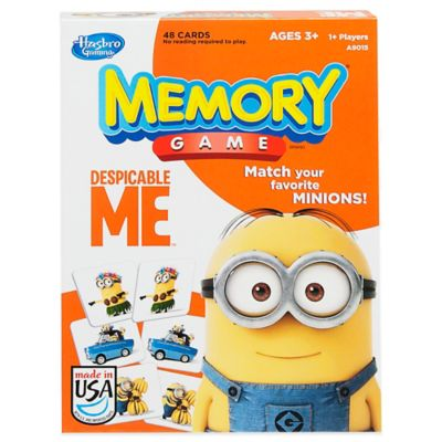"Memory Game ""Despicable Me™"" Edition"