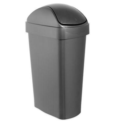 buy kitchen trash cans from bed bath beyond. Black Bedroom Furniture Sets. Home Design Ideas
