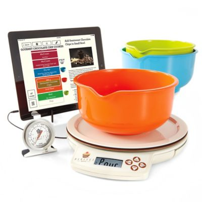 Brookstone® Perfect Bake App-Controlled 7-Piece Smart Baking Set