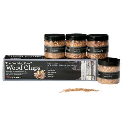 The Smoking Gun™ Wood Chips (Set of 4)