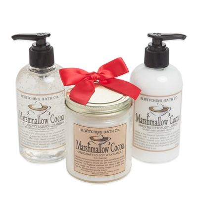 B. Witching Bath Co.Marshmallow Cocoa Spa Gift