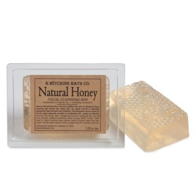 B Witching Bath Co. Natural Honey Cleansing Bar (Set of 2)