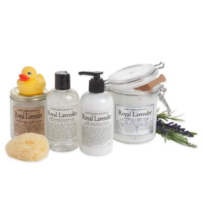 B Witching Bath Co. Mom-To-Be Spa Gift Set