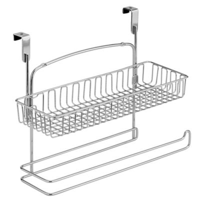Steel Chrome Towel Holder