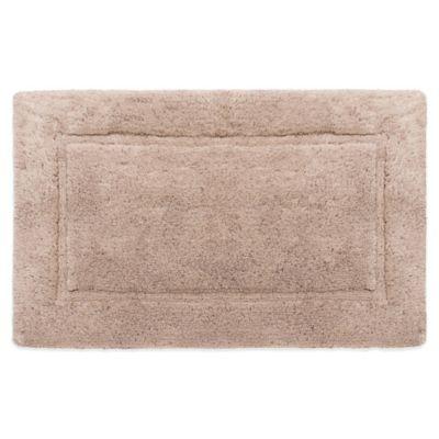 Wamsutta® Perfect Soft MICRO COTTON® 30-Inch x 48-Inch Bath Rug in Canvas