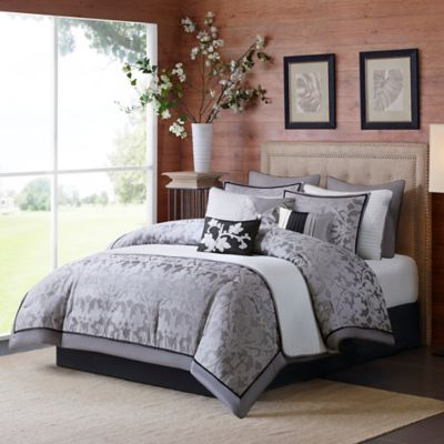 Chloe 12-Piece California King Comforter Set