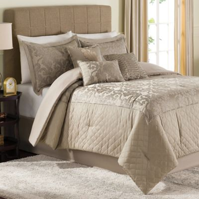Jeneve 7-Piece Queen Comforter Set