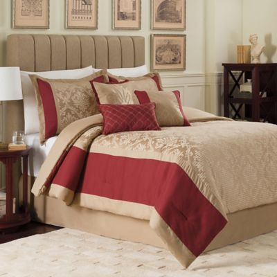 Avalon 7-Piece King Comforter Set