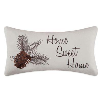 Hunter Oblong Throw Pillow
