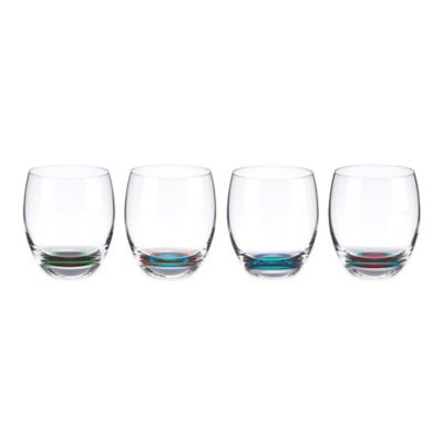 DKNY Lenox® Urban Essentials Barware Stemless Wine Glasses (Set of 4)
