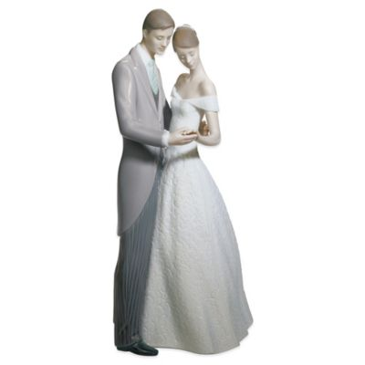 Together Forever Porcelain Figurine