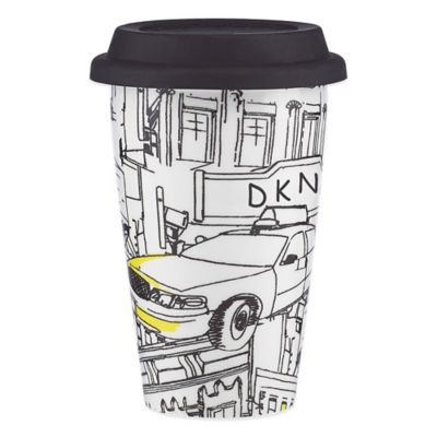 DKNY Insulated Drinkware