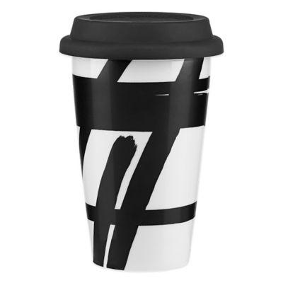 DKNY Lenox® Urban Graffiti Travel Mug