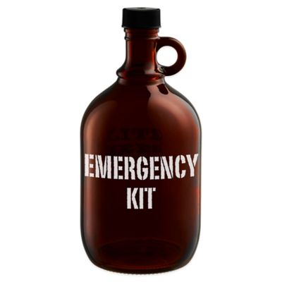 "Artland ""Emergency Kit"" Beer Growler"