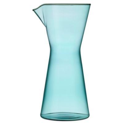 Iittala Kartio Carafe in Sea Blue