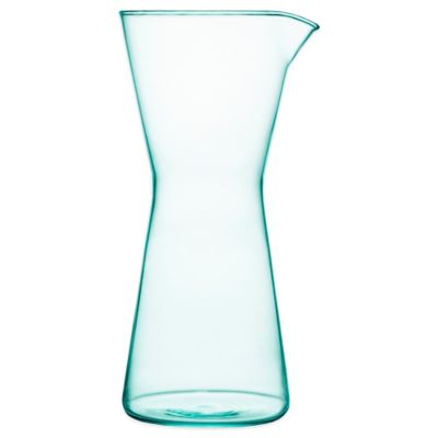 Iittala Kartio Carafe in Water Green