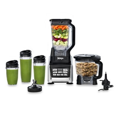 Nutri Ninja® Mega Kitchen Blender System with Auto-iQ™