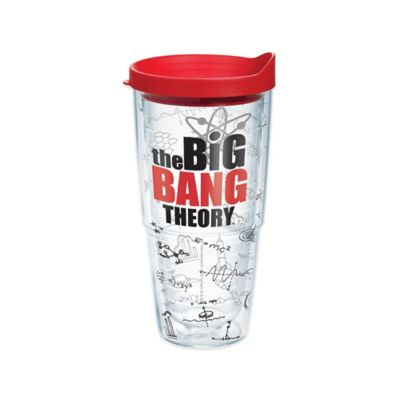 "Tervis® ""The Big Bang Theory"" Wrap 24 oz. Tumbler with Lid"