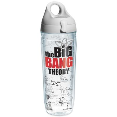 "Tervis® ""The Big Bang Theory"" 24 oz. Water Bottle with Lid"