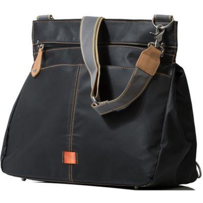 PacaPod Oban Diaper Bag in Black