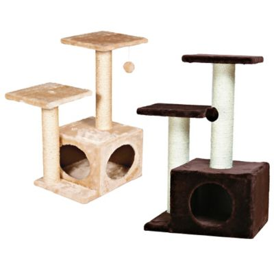Trixie Pet Products Valencia Cat Tree in Beige