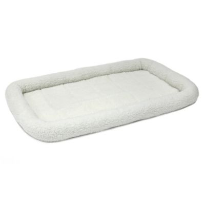 Midwest Quiet Time Large Fleece Pet Bed