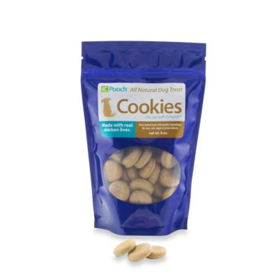 iCPooch™ All-Natural Dog Treat Cookies