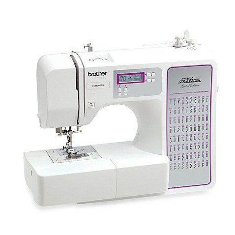 Brother Cs8800prw Project Runway Computerized Sewing