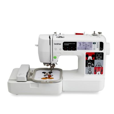 Brother PE540D Disney® Embroidery-Only Machine