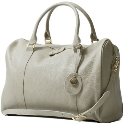 PacaPod Firenza Diaper Bag in Putty