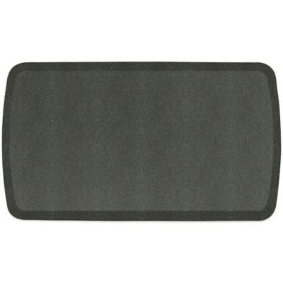 GelPro® Elite 20-Inch x 36-Inch Shagreen Comfort Floor Mat in Metal Grey