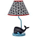 Nautica Kids® Whale of a Tale Lamp and Shade
