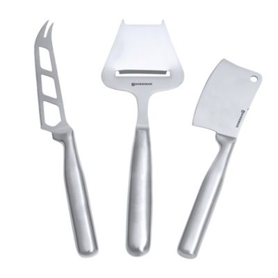 Swissmar Classic 3-Piece Cheese Knife Set