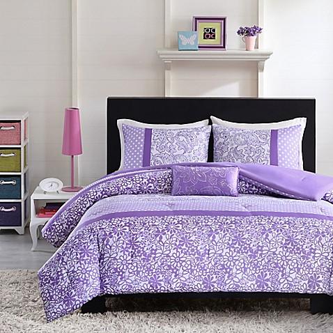 Buy mizone riley reversible twin twin xl comforter set in - Jcpenney childrens bedroom furniture ...