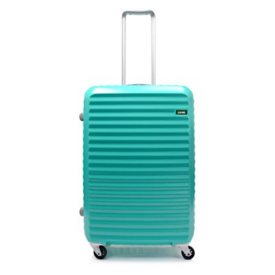 Lojel Groove Zipper 24-Inch Spinner Luggage in Green