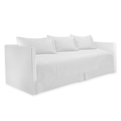 Real Simple® Dune Daybed Bedding Set in White