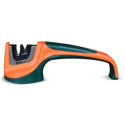 AccuSharp® Pull Through Knife Sharpener in Orange/Green