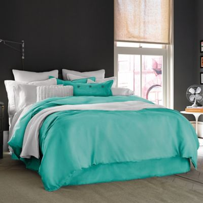 Kenneth Cole Reaction Home Mineral King Pillow Sham in Aqua