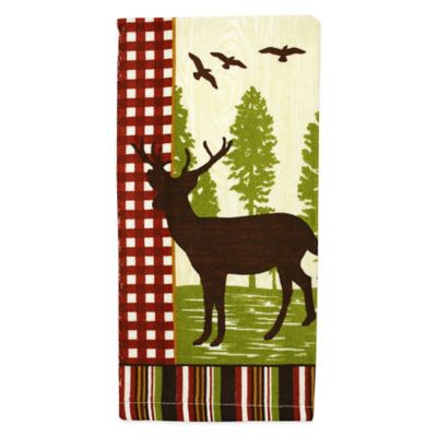 Kitchensmart® Nature Scenery Kitchen Towel