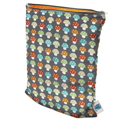 Planet Wise Medium Wet Bag in Toadstool
