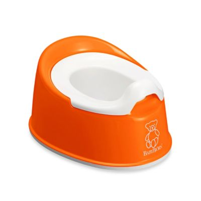 Orange Potty
