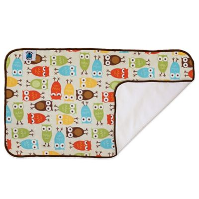 Planet Wise Designer Changing Pad in Owl